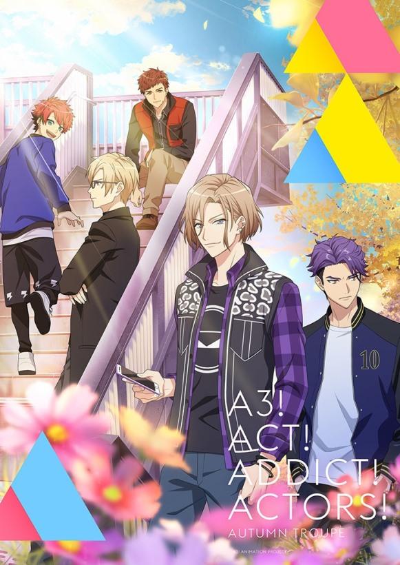 A3! Season Autumn & Winter
