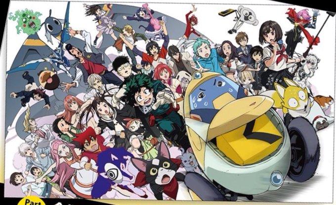 Animes Studio Bones