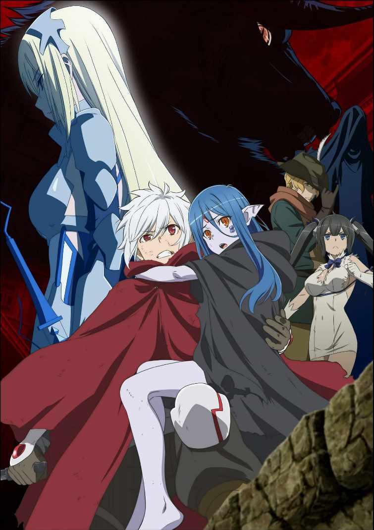 Dungeon ni Deai / Danmachi: 3ª Temporada tem novo visual e informações das  canções temas » Anime Xis
