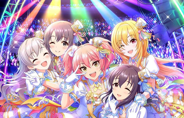 The iDOLM@STER Cinderella Girls: Starlight Stage