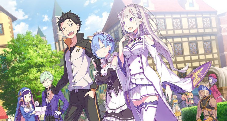 Re: ZERO -Starting Life in Another World-: The Prophecy of the Throne