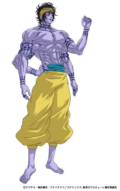 Record of Ragnarok - anime imagem