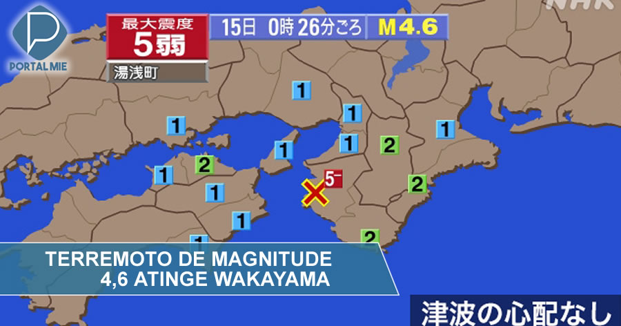 Attack on titan - terremoto wakayama
