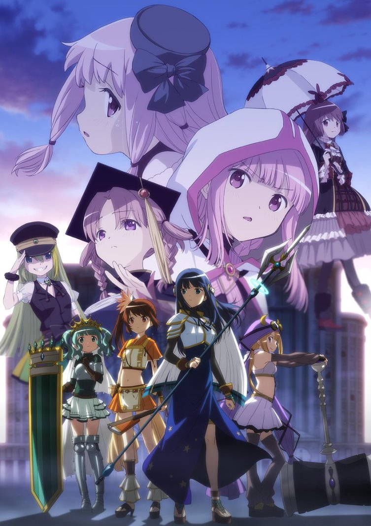 Magia Record: Puella Magi Madoka Magica Side Story - 2nd season