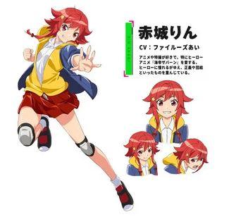 Gyakuten Sekai no Denchi Shoujo: Rumble Garanndoll