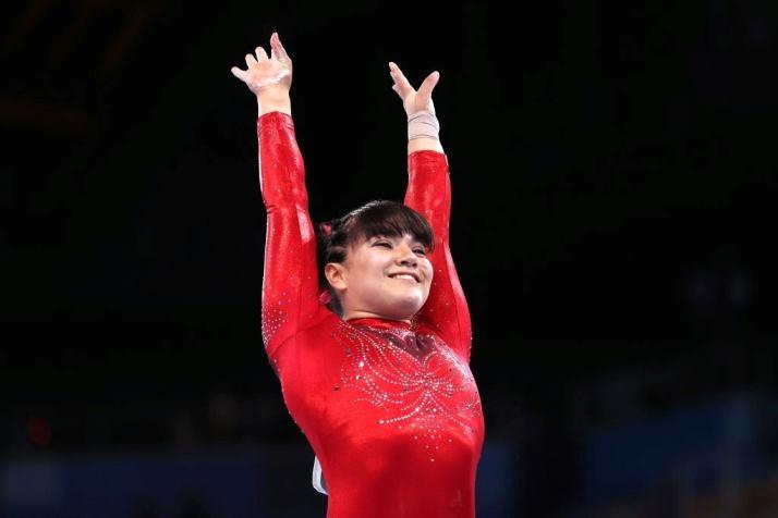 Jogos Olímpicos - Alexa Moreno